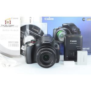 【中古】 Canon キヤノン PowerShot SX40 HS コンパクトデジタルカメラ|five-star-camera