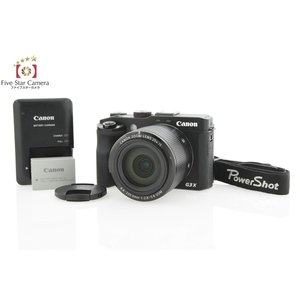 【中古】Canon キヤノン PowerShot G3 X コンパクトデジタルカメラ|five-star-camera