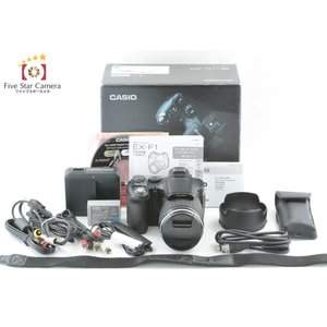 【中古】CASIO カシオ EXILIM PRO EX-F1 コンパクトデジタルカメラ|five-star-camera