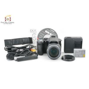 【中古】CASIO カシオ EXILIM EX-F1 コンパクトデジタルカメラ|five-star-camera