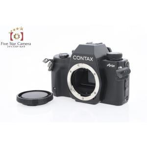 【中古】CONTAX コンタックス Aria フィルム一眼レフカメラ