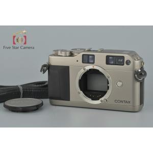【中古】CONTAX コンタックス G1 レンジファインダーフィルムカメラ|five-star-camera