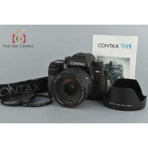 【中古】CONTAX コンタックス N1 + Carl Zeiss Vario-Sonnar 24-85mm f/3.5-4.5 T*