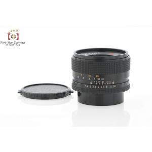 【中古】CONTAX コンタックス Carl Zeiss Planar 50mm f/1.4 T* AEJ|five-star-camera