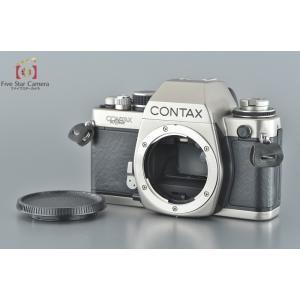 【中古】CONTAX コンタックス S2 60周年記念モデル フィルム一眼レフカメラ|five-star-camera