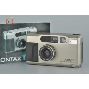 【中古】CONTAX コンタックス T2 コンパクトフィルムカメラ