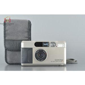 【中古】CONTAX コンタックス T2 コンパクトフィルムカメラ|five-star-camera