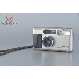 【中古】CONTAX コンタックス T2 データバック コンパクトフィルムカメラ