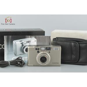 【中古】CONTAX コンタックス Tix コンパクトフィルムカメラ