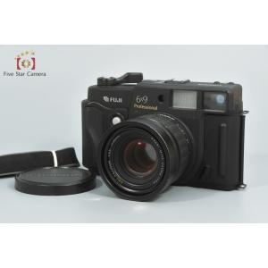 【中古】FUJIFILM 富士フイルム GW690III Professional 中判フィルムカメラ