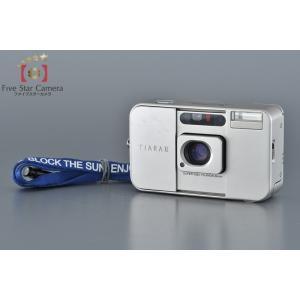 【中古】FUJIFILM 富士フイルム TIARA II コンパクトフィルムカメラ