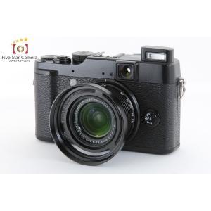 【中古】 FUJIFILM 富士フイルム X10|five-star-camera