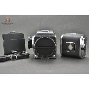 【中古】HASSELBLAD ハッセルブラッド 500C/M クローム 中判フィルムカメラ