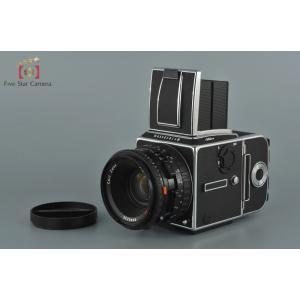 【中古】HASSELBLAD ハッセルブラッド 503CW + Carl Zeiss CFE Planar 80mm f/2.8