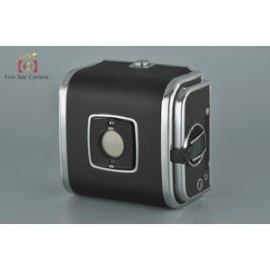 【中古】HASSELBLAD ハッセルブラッド A16 フィルムマガジン II型 クローム five-star-camera