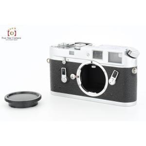 【中古】Leica ライカ M4 レンジファインダーフィルムカメラ