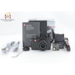 【中古】LEICA ライカ D-LUX 6 ブラック コンパクトデジタルカメラ|five-star-camera