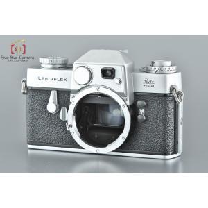 【中古】Leica ライカ LEICAFLEX I型 フィルム一眼レフカメラ
