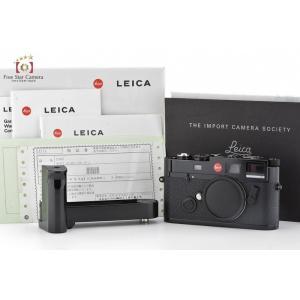 【中古】Leica ライカ M6 TTL 0.85 ICS限定モデル レンジファインダーフィルムカメ...