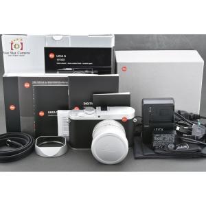【中古】Leica ライカ Q TYP 116 シルバー コンパクトデジタルカメラ|five-star-camera