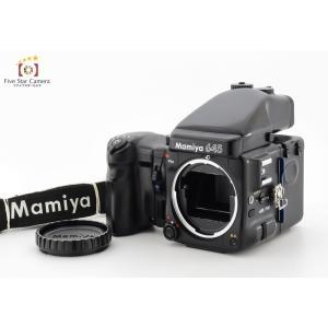 【中古】Mamiya マミヤ 645 PRO 中判フィルムカメラ