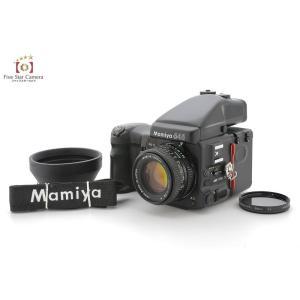 【中古】Mamiya マミヤ 645 PRO TL+ SEKOR C 80mm f/2.8 N