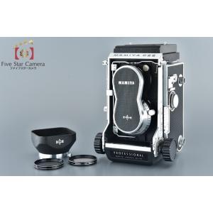 【中古】MAMIYA マミヤ C22 Professional + SEKOR 105mm f/3.5