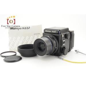 【中古】Mamiya マミヤ RZ67 PRO + SEKOR Z 90mm f/3.5