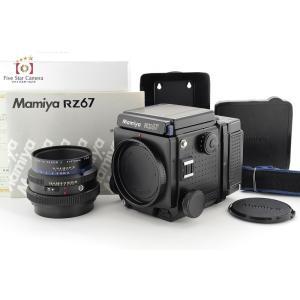 【中古】Mamiya マミヤ RZ67 + SEKOR Z 110mm f/2.8 デモ機