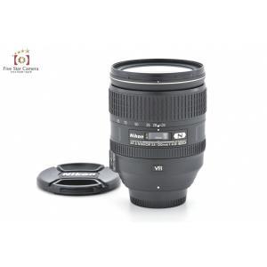 【中古】Nikon ニコン AF-S NIKKOR 24-120mm f/4 G ED VR