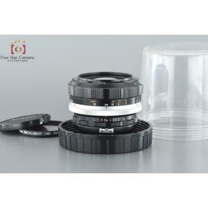 【中古】Nikon ニコン NIKKOR-S Auto 55mm f/1.2|five-star-camera