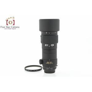 【中古】Nikon ニコン AF NIKKOR 300mm f/4 ED|five-star-camera