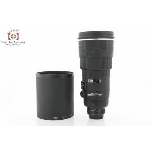 【中古】Nikon ニコン AF-S NIKKOR 300mm f/2.8 D ED|five-star-camera