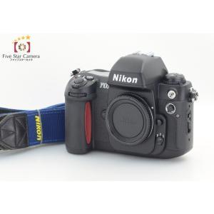 【中古】Nikon ニコン F100 フィルム一眼レフカメラ