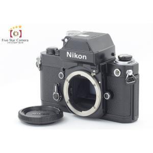 【中古】Nikon ニコン F2 フォトミックA ブラック フィルム一眼レフカメラ 後期シリアル791〜