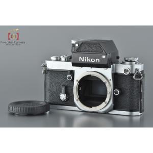 【中古】Nikon ニコン F2 フォトミック シルバー フィルム一眼レフカメラ