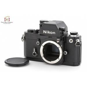 【中古】Nikon ニコン F2 フォトミック AS ブラック フィルム一眼レフカメラ