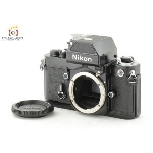 【中古】Nikon ニコン F2 フォトミックA ブラック 後期シリアル795〜
