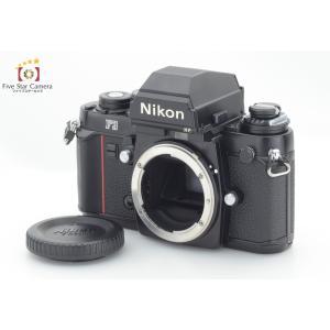 【中古】Nikon ニコン F3HP 後期シリアル197〜 フィルム一眼レフカメラ