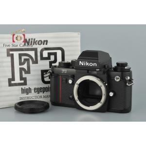 【中古】Nikon ニコン F3 HP フィルム一眼レフカメラ