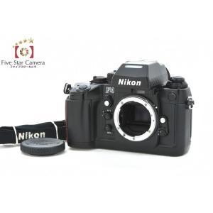 【中古】Nikon ニコン F4 フィルム一眼レフカメラ A
