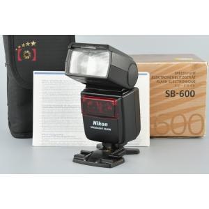 【中古】Nikon ニコン スピードライト SB-600
