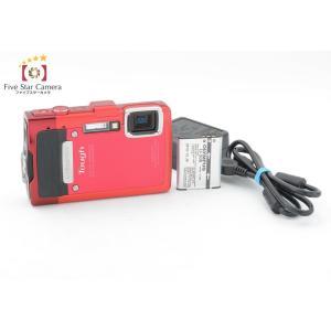 【中古】OLYMPUS オリンパス STYLUS TG-830 Tough レッド|five-star-camera