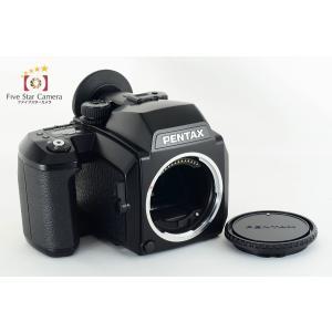 【中古】PENTAX ペンタックス 645N 中判フィルムカメラ