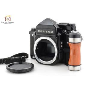 【中古】PENTAX ペンタックス 67 TTL 後期モデル 中判フィルムカメラ