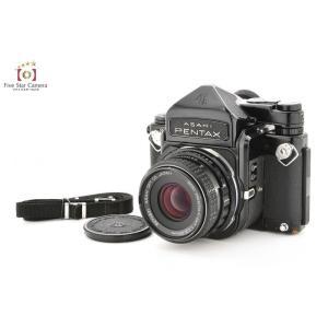 【中古】PENTAX ペンタックス 6x7 TTL 前期 + SMC 6x7 90mm f/2.8