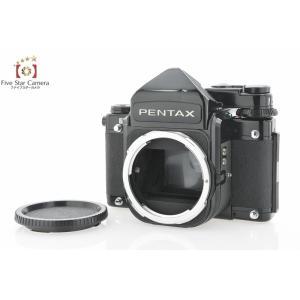 【中古】PENTAX ペンタックス 67 TTL 後期 中判フィルムカメラ