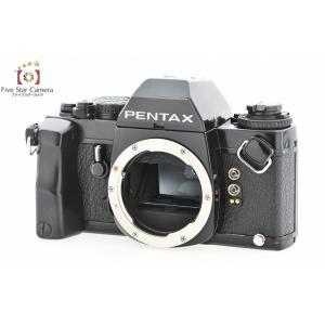 【中古】PENTAX ペンタックス LX 前期 グリップ付 フィルム一眼レフカメラ