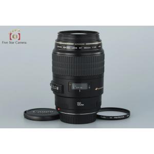 【中古】Canon キヤノン EF 100mm f/2.8 MACRO USM