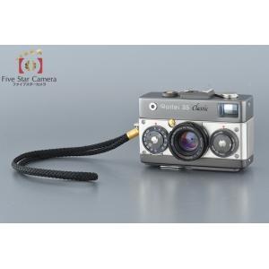 【中古】Rollei ローライ 35 Classic Titanium コンパクトフィルムカメラ